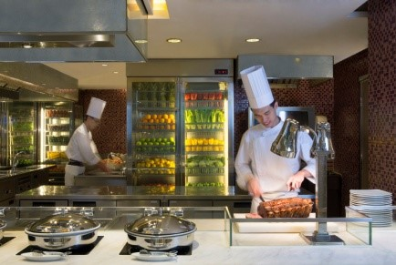 The hotel has established an employee-led taskforce to regularly review the food waste management since 2012. The team makes on-going recommendations to minimize food waste in the areas of food production, processing and final disposal.