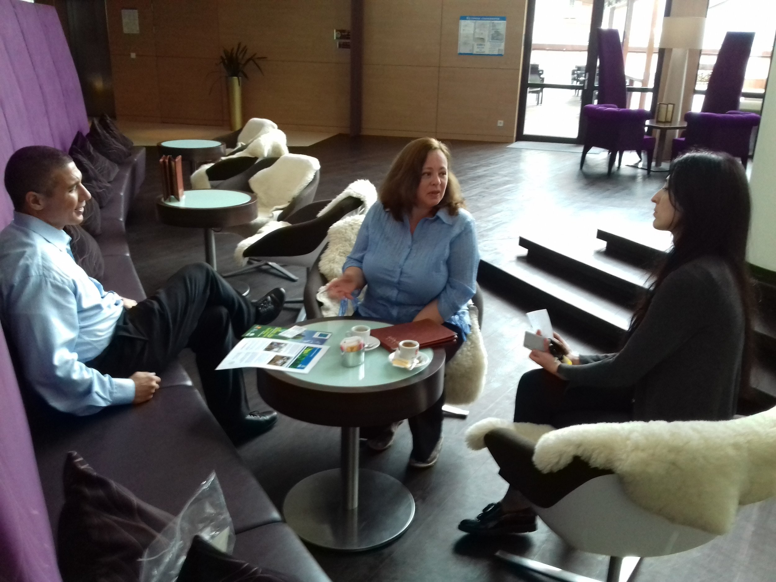 Green Key audit at Radisson Blu Resort Bukovel