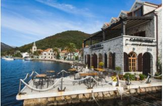 Exquisite boutique hotel Carrubba Tivat receives first Green Key Award in Montenegro