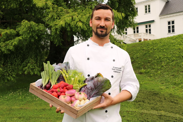 Comwell hotels in Denmark gain The Organic Cuisine Label