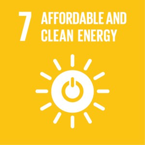 Green Key and the 17 Sustainable Development Goals: SDG #7