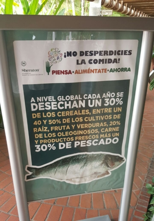Sheraton Buganvilias Resort and Convention Center's fight against food waste