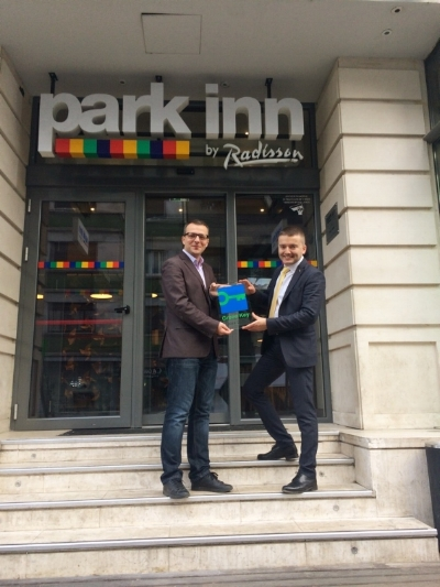 Green Key awarded to the second hotel in Romania