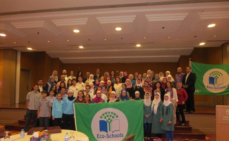 Eco-Schools celebrations held in two Green Key awarded hotels in Jordan