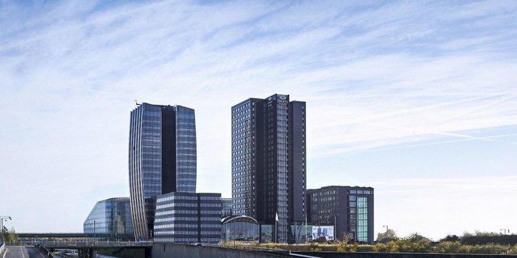 Crowne Plaza Copenhagen Towers, an award winning hotel focusing on sustainability
