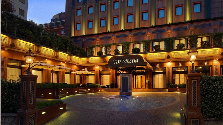 The Westin Palace Hotel Milan combines luxury and eco-sustainability