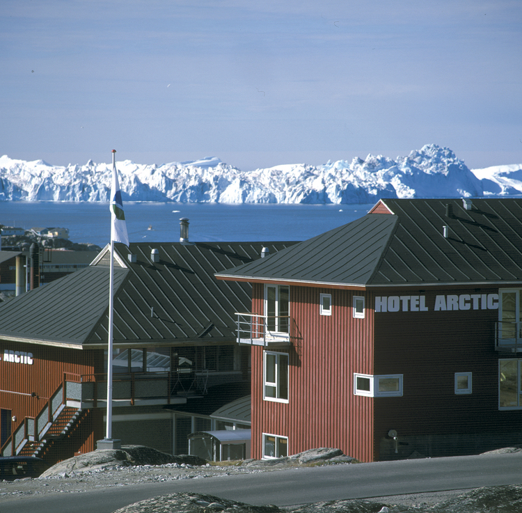 Green Key awarded hotel in Greenland takes environmental and social responsibility