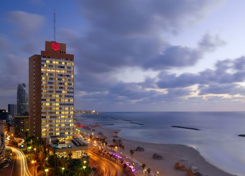 Green Key awarded Sheraton Tel Aviv in the forefront of water and energy savings