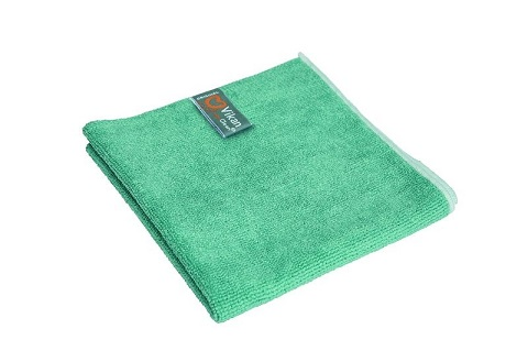 A microfiber cleaning system - The future for a sustainable hotel housekeeping