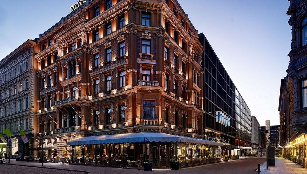 Hotel Kämp effortlessly combines 5-star luxury with environmental friendliness