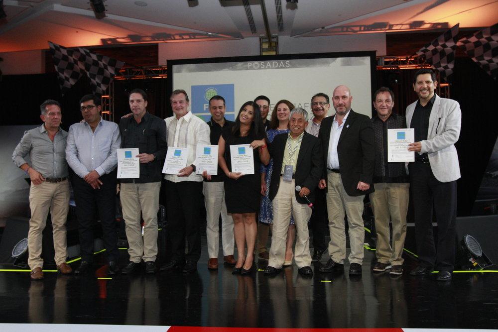 All hotels of Grupo Posadas in Mexico Green Key awarded!