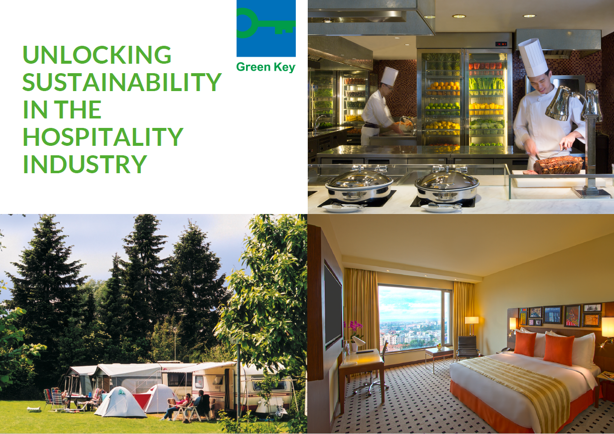 We are happy to share our most recent Green Key Brochure for 2018 with you. The cover features three of our six eligible establishments types. This booklet was developed to be distributed to our awarded establishments, as well as for any other entities or individuals that would like to know more about Green Key.  We aim to raise the awareness of our programme, its processes and criteria globally with a new and fresh format. The brochure also links to the Sustainable Development Goals set by the UN and how Green Key promotes and integrates these within their criteria.  You are more than welcome to utilize the brochure in your channels and within your establishments.  If you are interested in knowing more about the Green Key programme, please do not hesitate to  contact us  at Green Key.   The new brochure can be found  here .