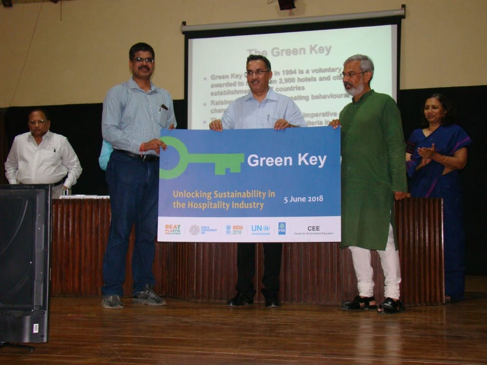 Green Key strengthens its presence in Asia with the announcement of the launch of the programme in India