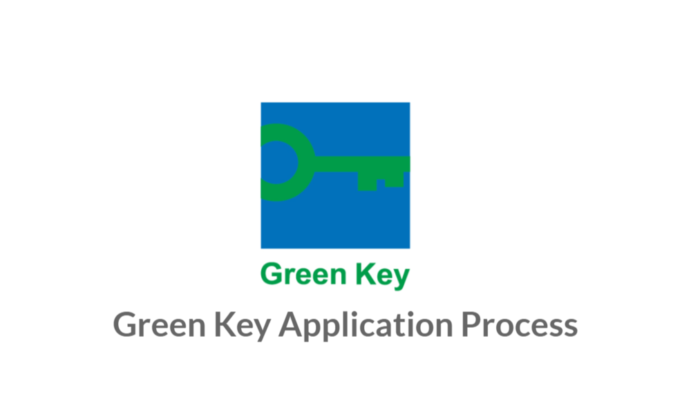 Green Key video explaining application process now online