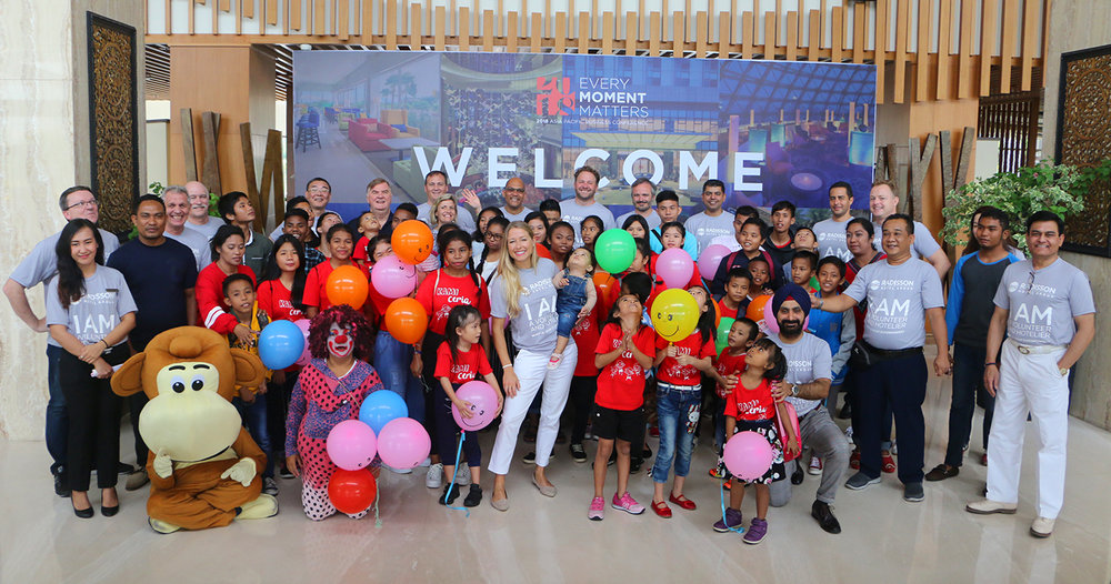 Radisson Hotel Group raises USD 445,000 to provide a better future for children and young people