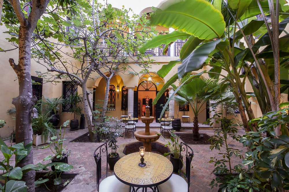 Riad Soleil d'Orient – a small hotel with a big green vision