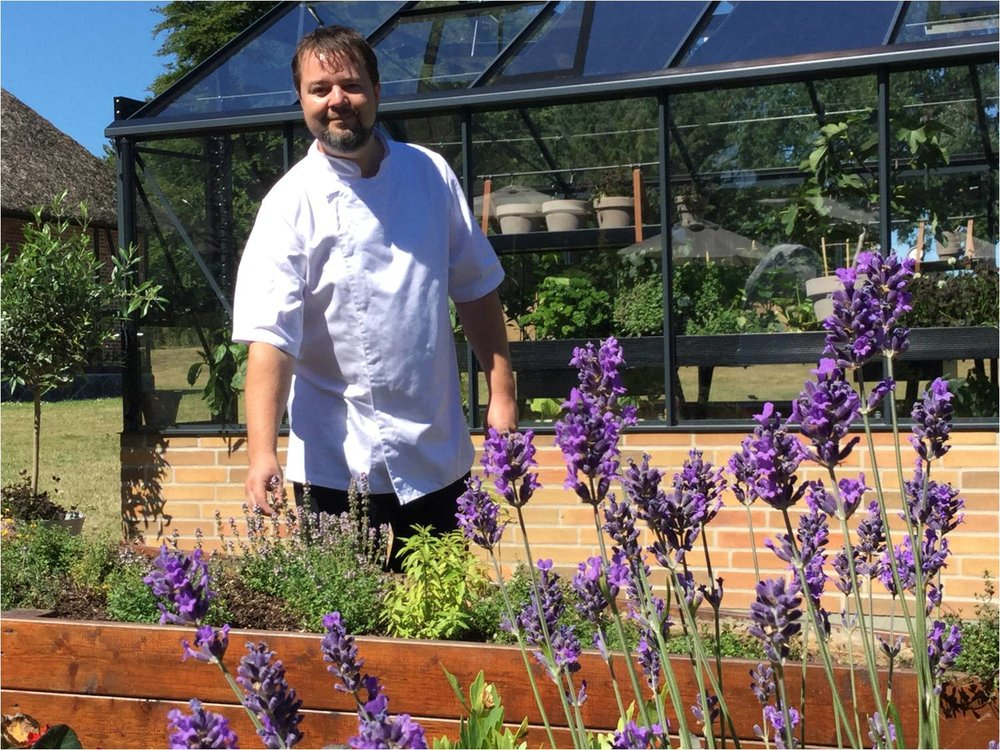 Sinatur Gl. Avernæs offers its customers a sustainable, gastronomic delight