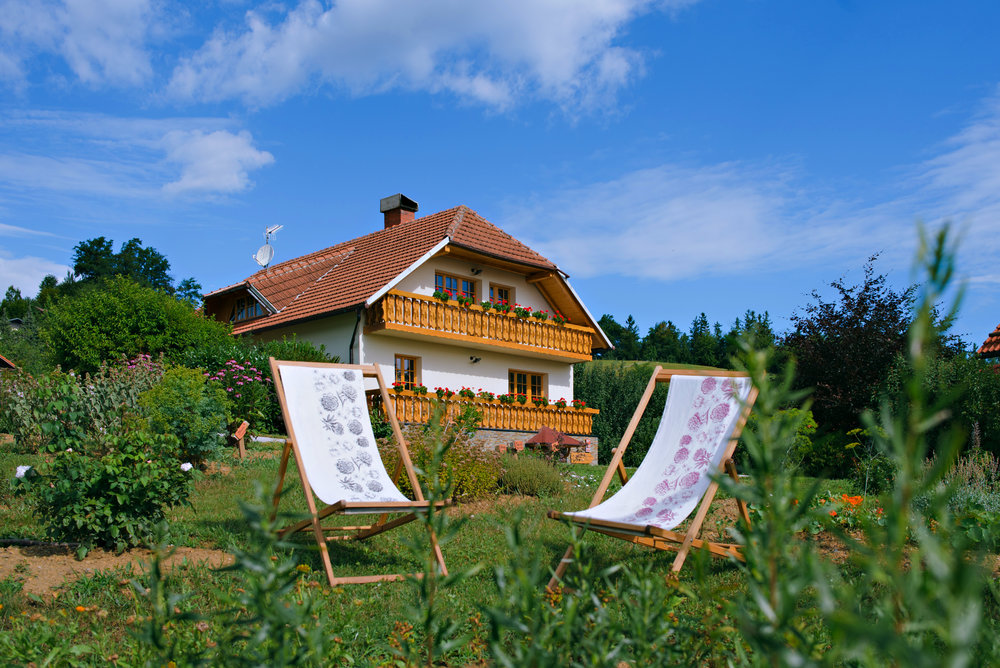 The Smell of Home Cooking in Urška Tourist Farm