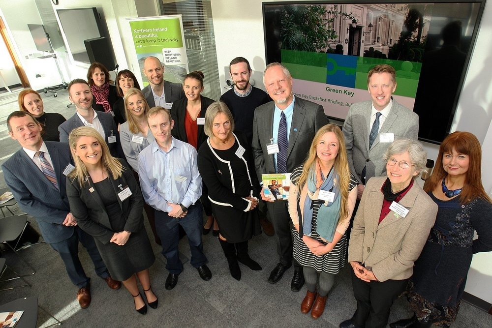 Growing interest for Green Key in Northern Ireland