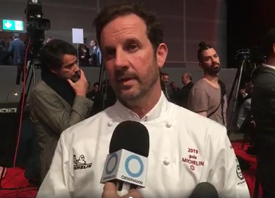 The Green Key Best practice winner A Cozinha por António Loreiro restaurant received a prestigious Michelin award