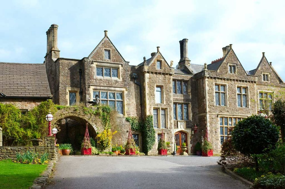 Miskin Manor – a historical hotel with a green twist