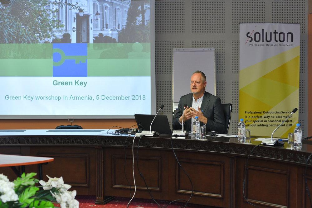 Interest for Green Key in Armenia