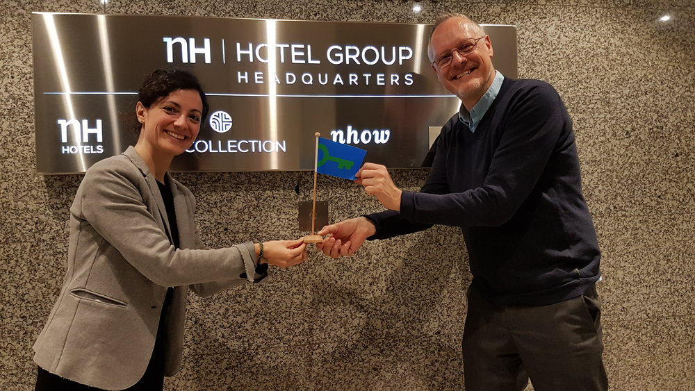 NH Hotel Group and Green Key announce a collaboration agreement