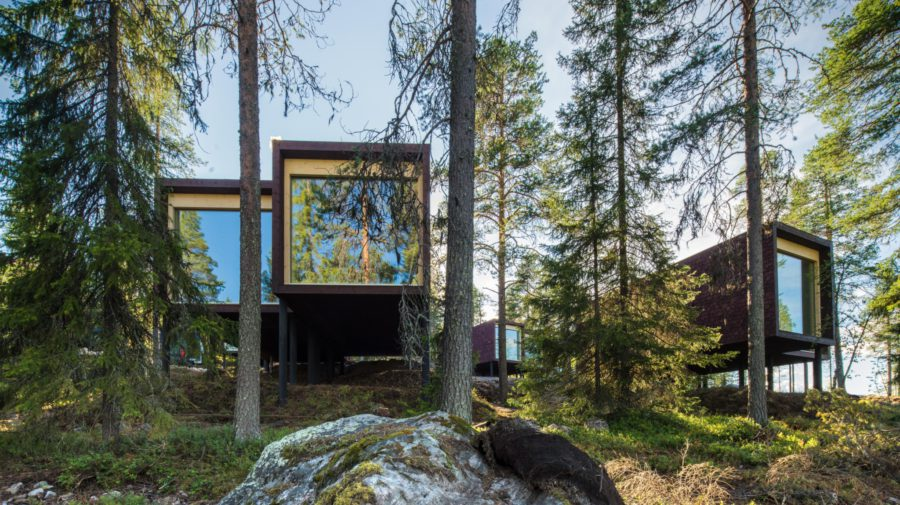 Arctic TreeHouse Hotel awarded the Green Key eco-label