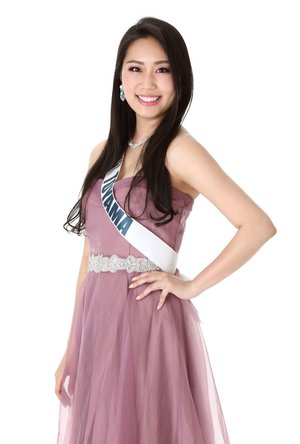 CANDIDATAS A MISS EARTH JAPAN 2019.  FINAL 22 DE  JULIO. - Página 3 16_01_toyama