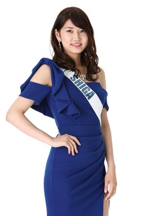 CANDIDATAS A MISS EARTH JAPAN 2019.  FINAL 22 DE  JULIO. - Página 2 25_01_shiga
