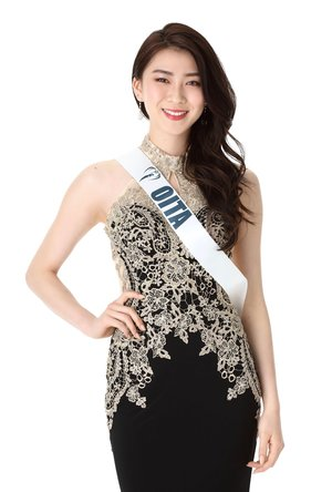 CANDIDATAS A MISS EARTH JAPAN 2019.  FINAL 22 DE  JULIO. - Página 2 44_01_oita