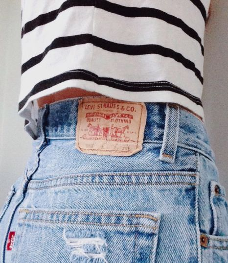 Vintage Levis 501s - How to buy