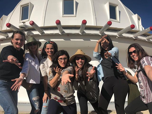 Our trip to Joshua Tree was out of this world! 🚀 We relaxed, we hiked, we zenned out at the integratron, danced the night away and now our flight is delayed back to Austin and we won't get back in until 3:30 in the morning.. but hey, the last four days were totally worth it! P.s. our friendships go all the way back to preschool