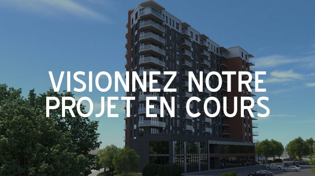 Groupe Magri - Construction Montreal - Faubourg Jarry - Condos Montreal - Condos St-Leonard - Projet en Cours