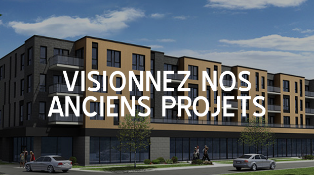 Groupe Magri - Construction Montreal - Faubourg Jarry - Condos Montreal - Condos St-Leonard - Anciens Projets