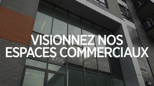 Groupe Magri - Construction Montreal - Faubourg Jarry - Condos Montreal - Condos St-Leonard - Espaces Commercials - A louer