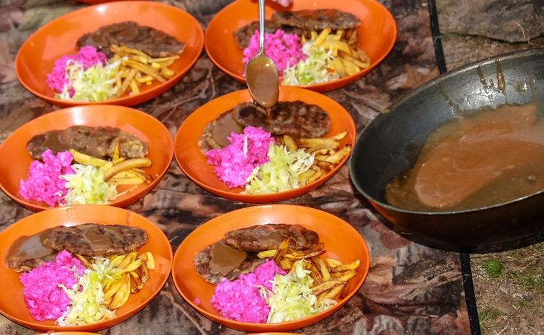 Nomadic Trails Meals