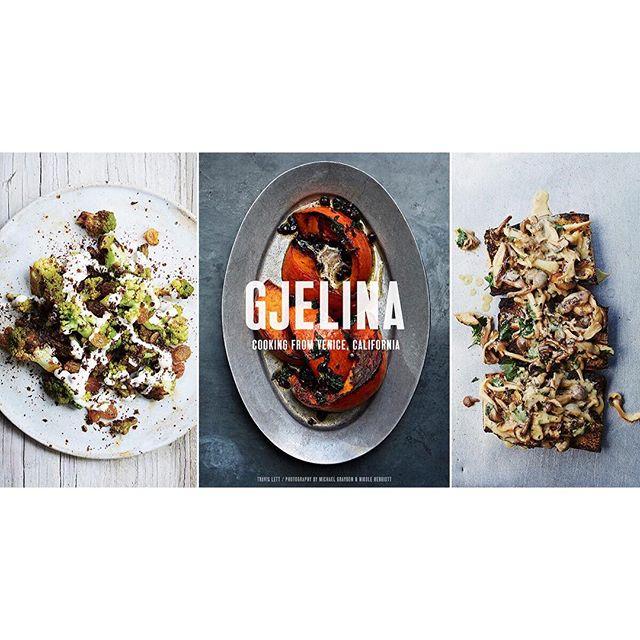 Celebrating Gjelina in July! #cookbookclub
