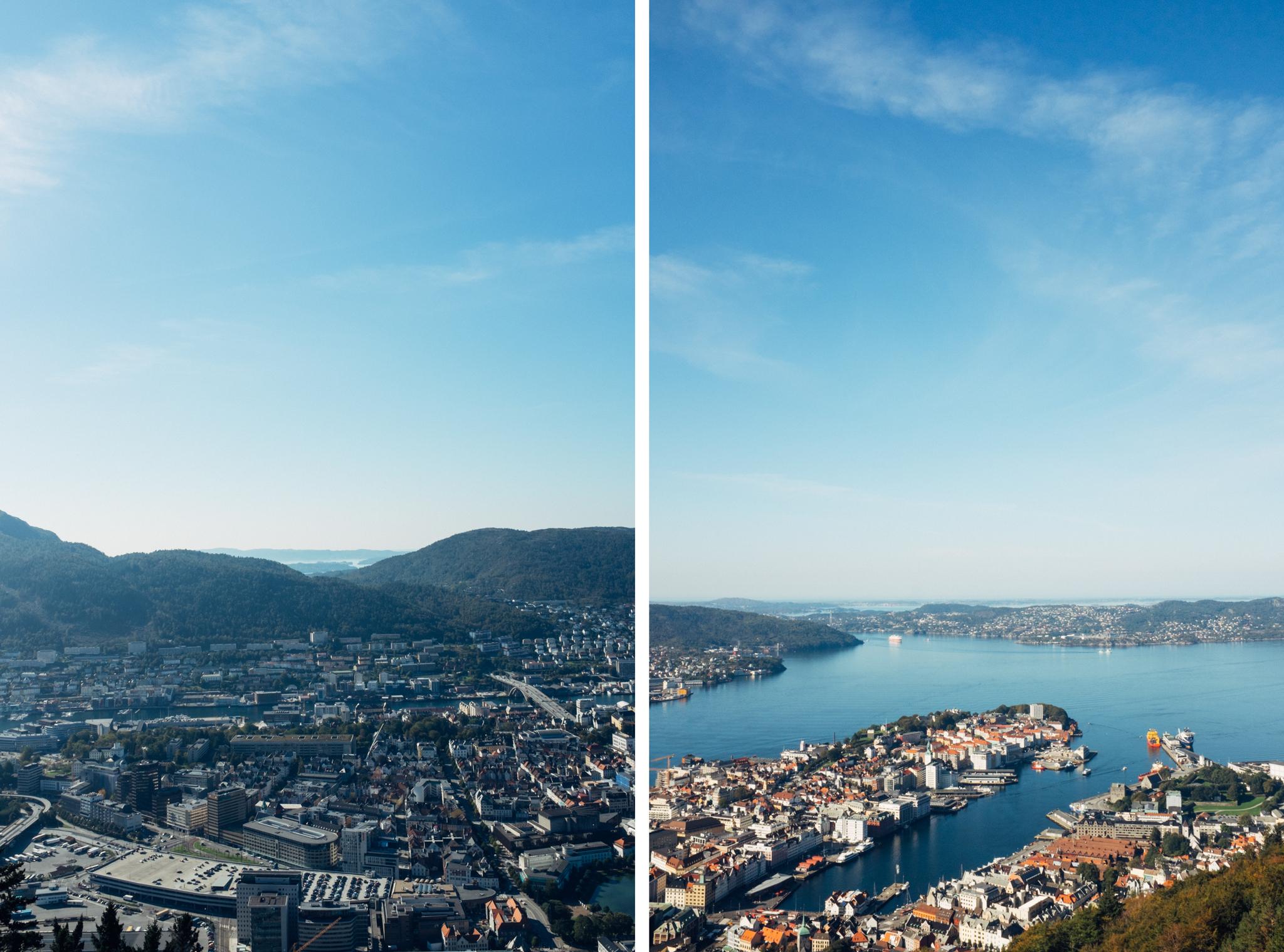 Bergen-Landscapes