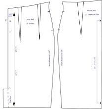 CEO skirt pattern