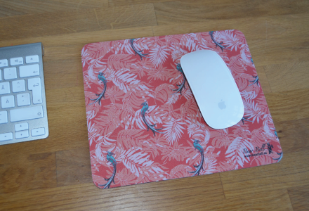 Mouse pad with pattern design Virginia.