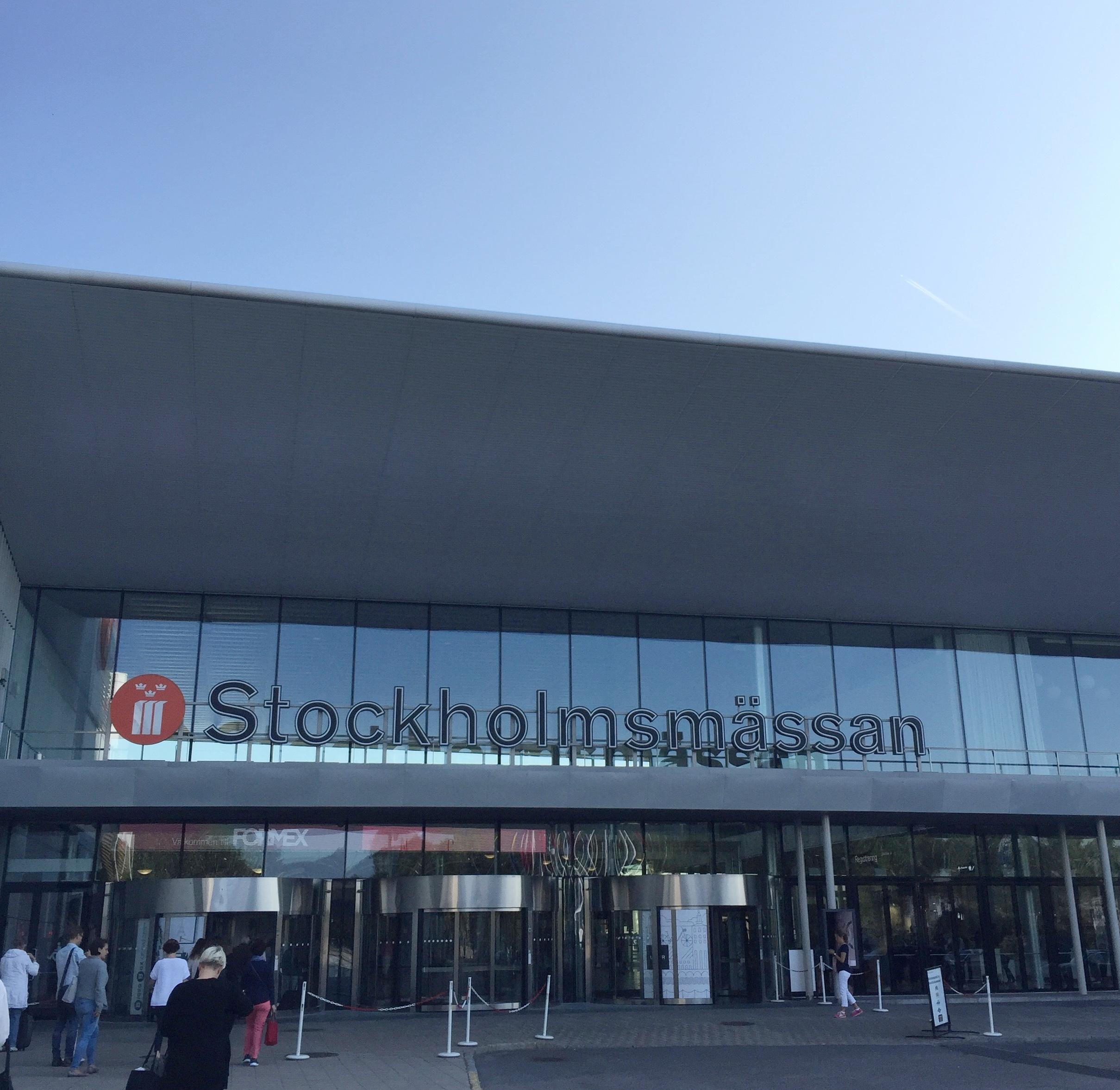 FORMEX resides at the large exhibition hall Stockholmsmässan in Älvsjö south of Stockholm.