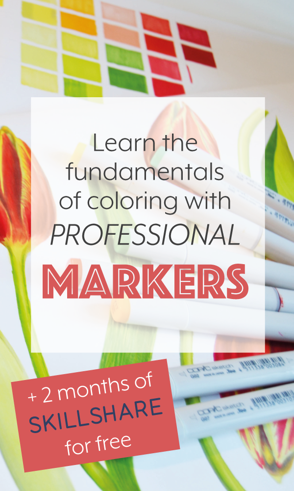 Markers - The fundamentals course — Bear Bell Productions