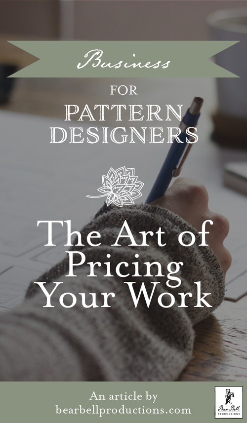 The Art of Pricing Your Work — Bear Bell Productions