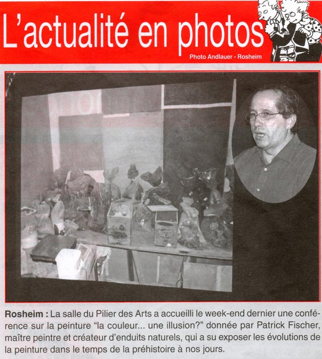 Le Courrier S'Blattel - 15/02/07