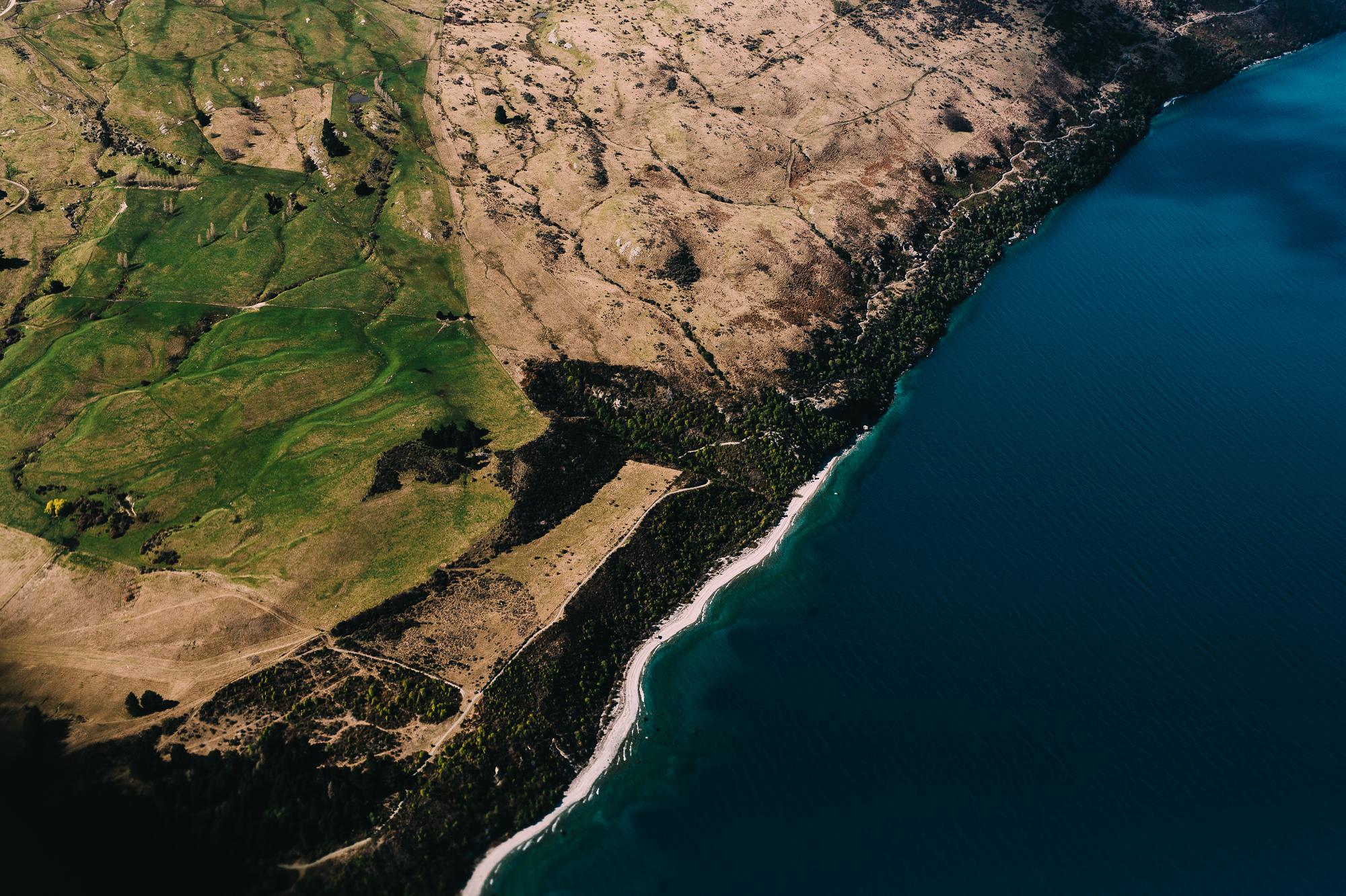 COAST OF THE SOUTH ISLAND