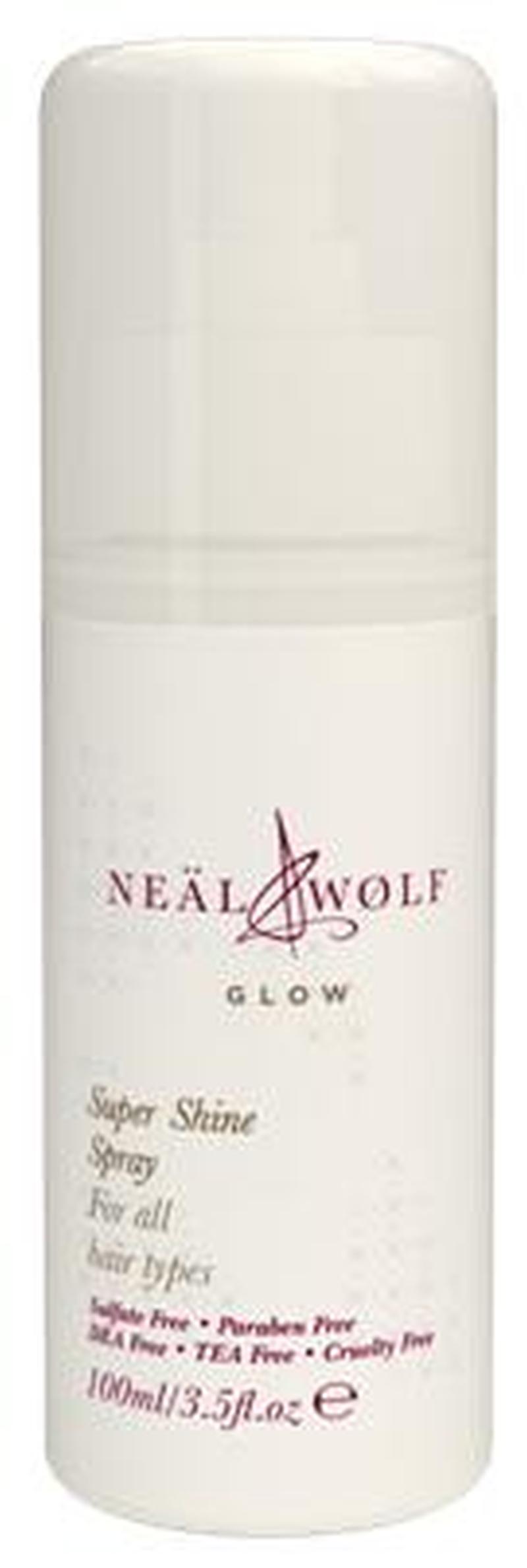 Neal and Wolf Glow Super Shine Spray 100ml