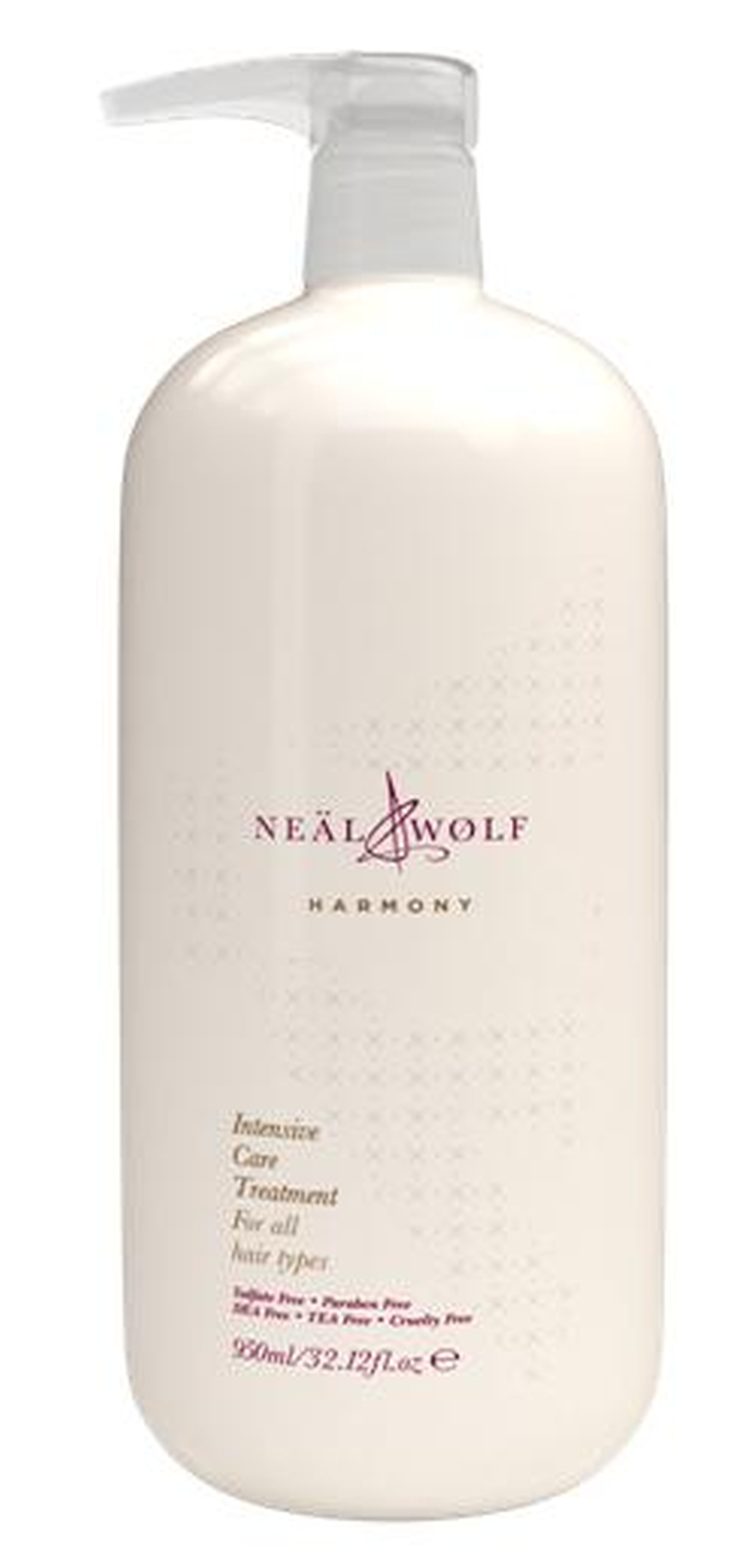 Neal and Wolf Harmony Intensive Care Treatment 950ml
