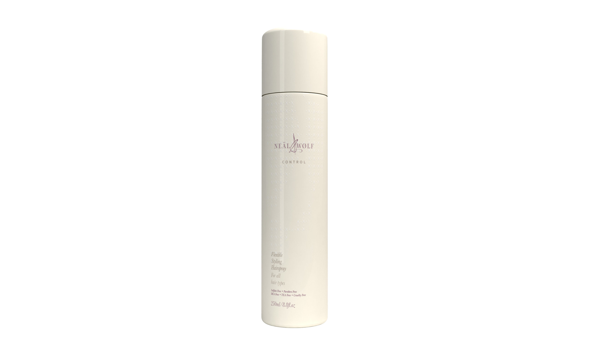 Neal and Wolf Control Felxible Styling Hairspray 250ml