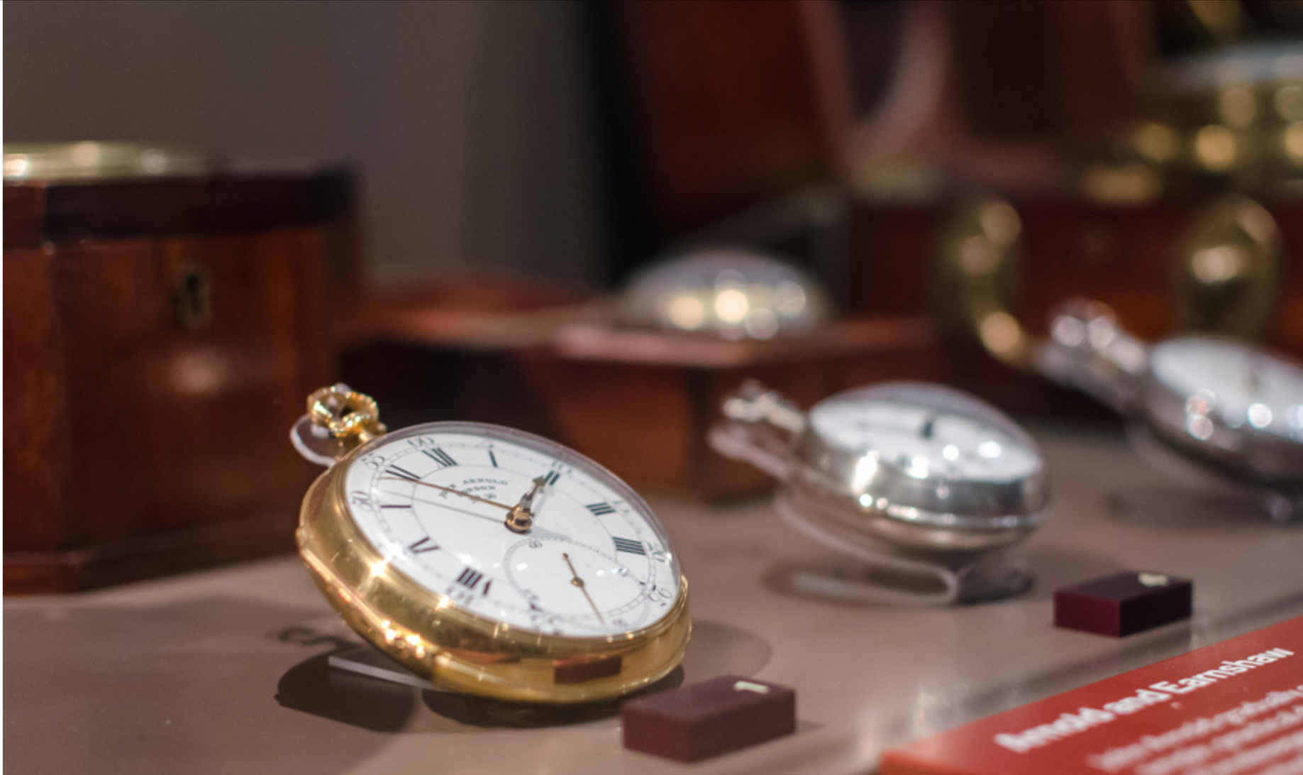 Time Galleries (National Maritime Museum)